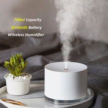 Load image into Gallery viewer, Rechargeable Wireless Air Humidifier