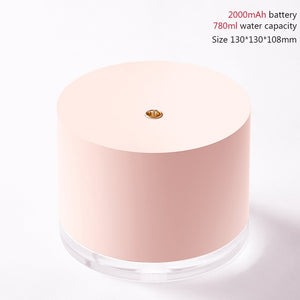 Rechargeable Wireless Air Humidifier