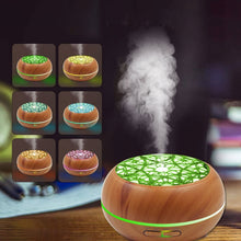 Load image into Gallery viewer, Music Speaker Essential Oil Diffuser