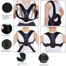 Load image into Gallery viewer, Adjustable Simple Posture Corrector