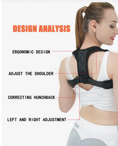 Adjustable Simple Posture Corrector