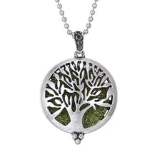 Load image into Gallery viewer, Tree | Elephant | Dragonfly Necklace