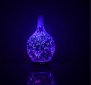 3D 7 Colour Light Aromatherapy Diffuser