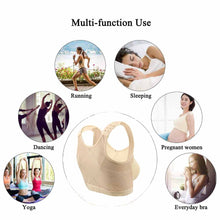 Load image into Gallery viewer, Women's Back Support Posture Corrector Wireless Bra