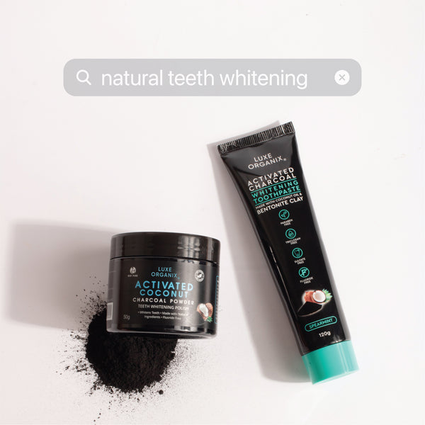 Activated Charcoal Toothpaste 120g