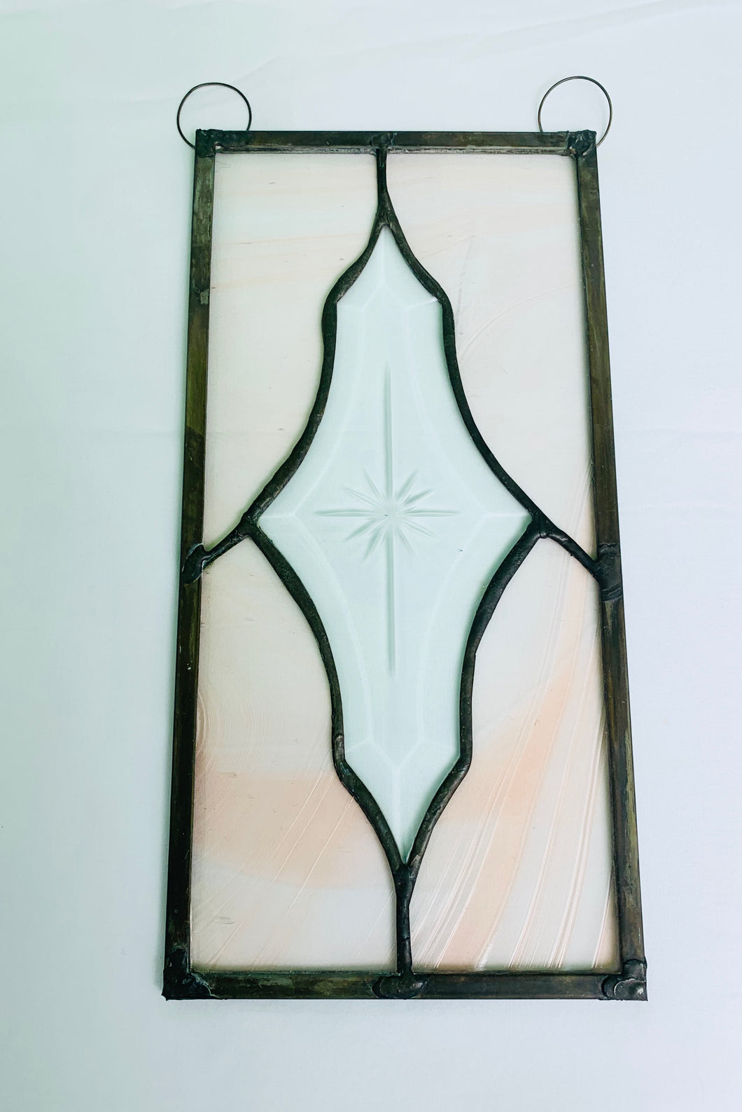 Stained Glass Bevel Panel