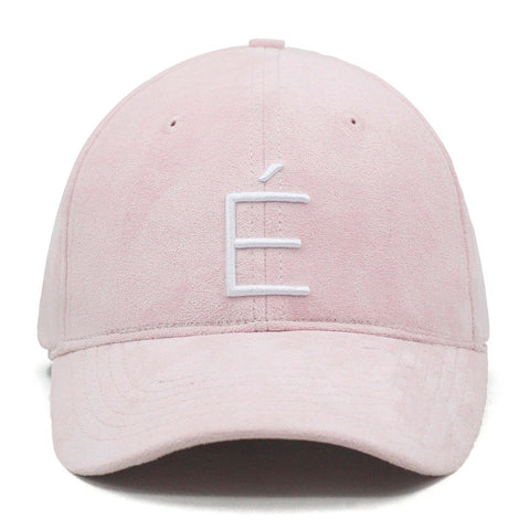 Light Pink Suede (Curved)