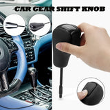 Black/Chrome/Carbon Automatic Shift Gear Knob Stick for BMW E46 E60 E39 E83 E53 3 5 7 X Series