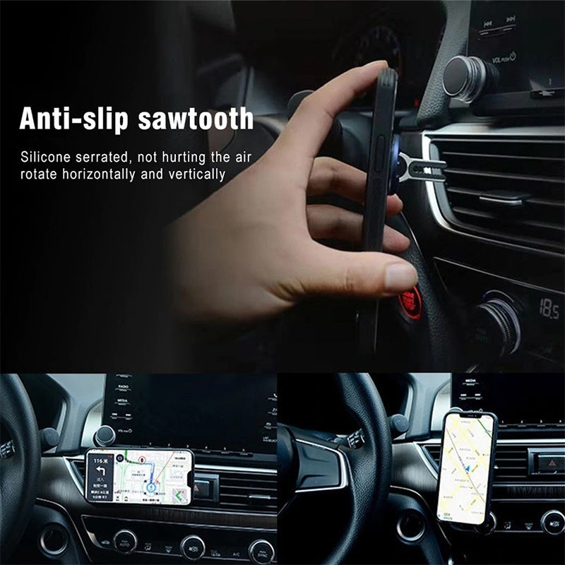 New Fashion Multipurpose Mobile Phone Bracket Holder Stand 360 Degree Rotation for Car Home 5 Colors