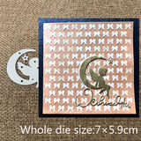 New Craft Metal Cutting Dies cut die star wings angel on the moon crapbooking Album Paper Card Craft Embossing Die Cuts