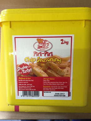 2kg Chip Sprinkle Peri-Peri Salt - Piri-Piri Chips Seasoning