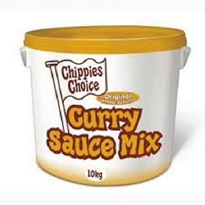 50g Chip Shop Curry Sauce Mix - Vegetarian Spice Takeaway Indian Chinese Chippy