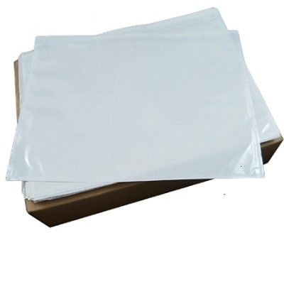 1000 A5 Document Enclosed Wallets Envelopes Plain Pouches Labels Address Sticky