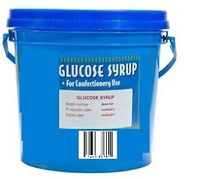 2kg Pure Liquid Glucose Syrup, Food Grade