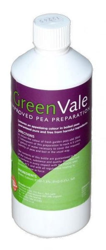 500ml Greenvale Mushy Pea Preparation