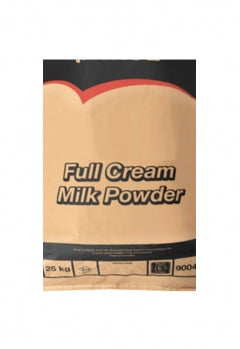 25kg Whole Milk Powder, Full Fat 28% Cream