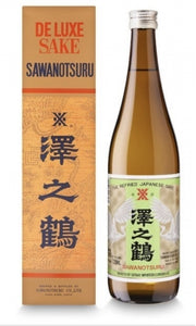 Sawanotsuru, The Refined Japanese Sake Wine 720ml