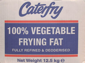 Caterfry 100% Vegetable Frying Fat - Palm Oil