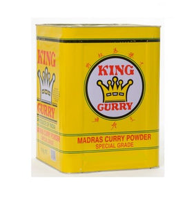 10kg King Curry - Madras Curry Powder