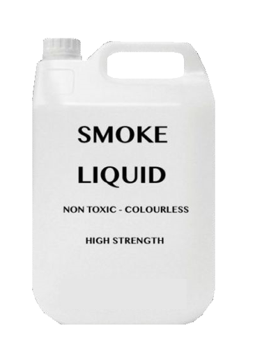 DJ Smoke Liquid - High Strength - Colourless