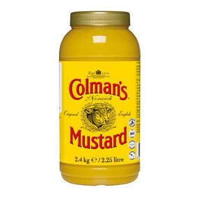 Colmans of Norwich English Mustard 2.25L 2.4kg