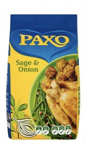 Paxo Sage & Onion Stuffing Mix 2.5kg