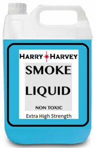 DJ Smoke Liquid - Extra High Strength - Blue