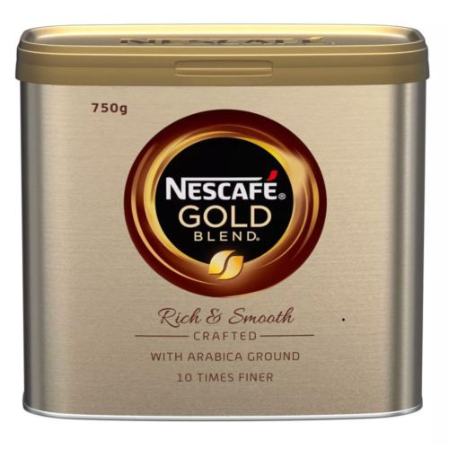 Nescafé Coffee 750g Gold Blend Tin