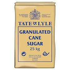 Granulated Sugar - Tate & Lyle