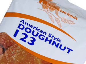American Style Doughnut or Donut Mix 123