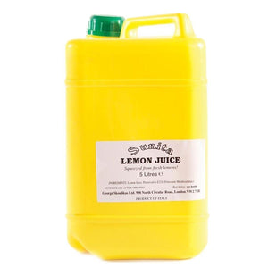 Sunita Lemon Juice from Freshly Squeezed Lemons