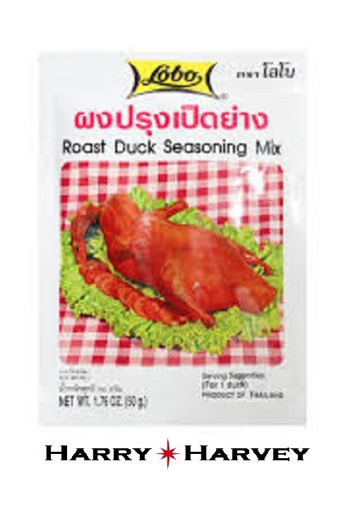 Lobo Roast Duck Seasoning Mix 50g