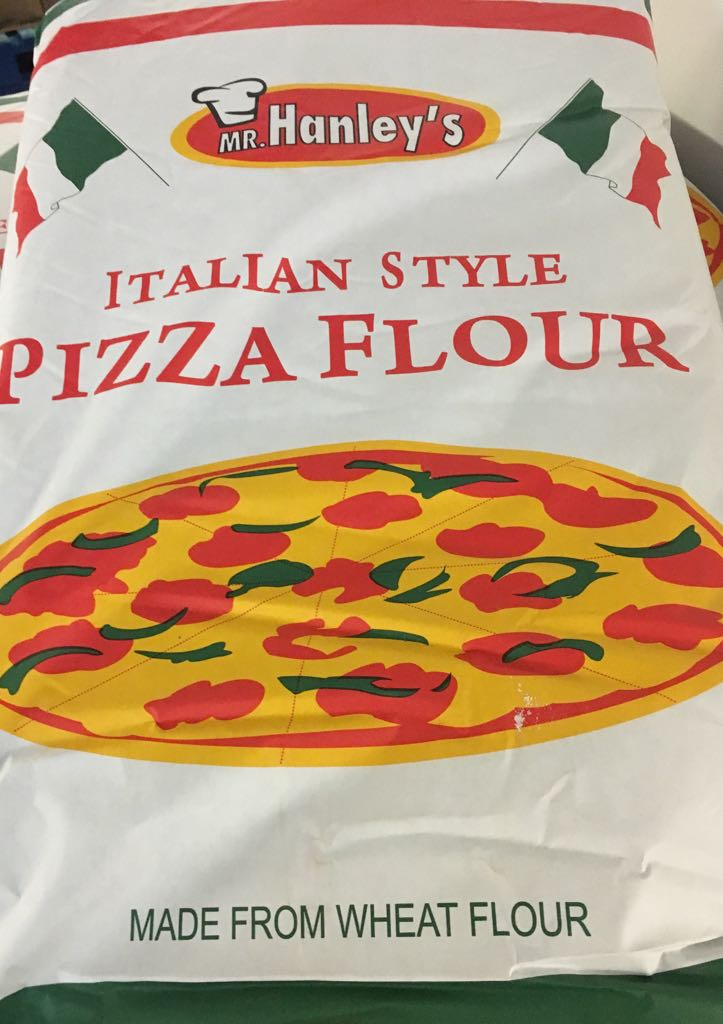 16kg Mr Hanley's pizza Flour