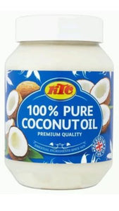 500ml KTC 100% Pure Coconut Oil