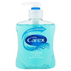 Carex Handwash Original 6 X 250ml