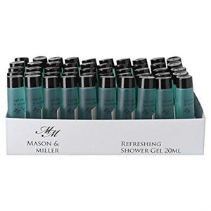 Mason & Miller Shower Gel 50 x 20ml