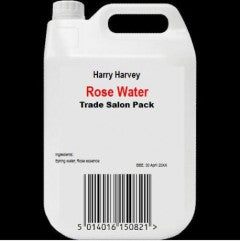 1L Harry Harvey Rose Water - CULINARY AND SALON PACK