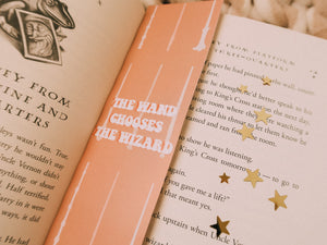 The Wand bookmark