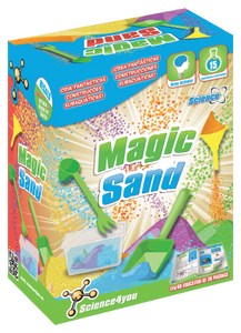 Science 4 You Magic Sand