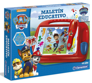 MALETIN EDUCATIVO PATRULLA CANINA