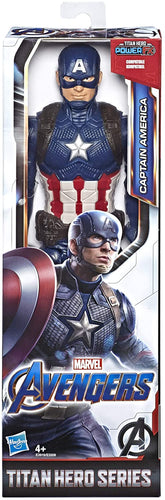 Avengers Titan Hero Movie Capitan America 30cm