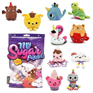 "Figuritas ""My Sugar Friends"""