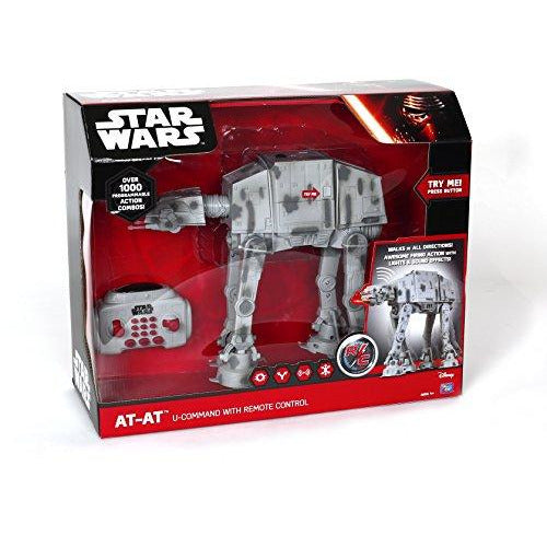 "Vehiculo Star Wars AT-AT ""U Command"" 26 cm"