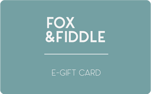 Your Pet, A Work of Art | Fox & Fiddle E-Gift Card