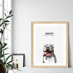 Load image into Gallery viewer, Custom Pet Portrait - Poster Only