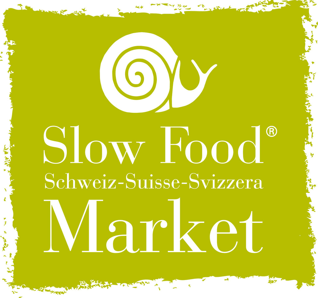 Biber an der Slow Food Bern