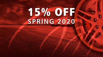 Special 'Lockdown' Discount for Spring 2020