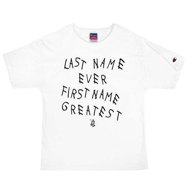 LAST NAME EVER | T-Shirt