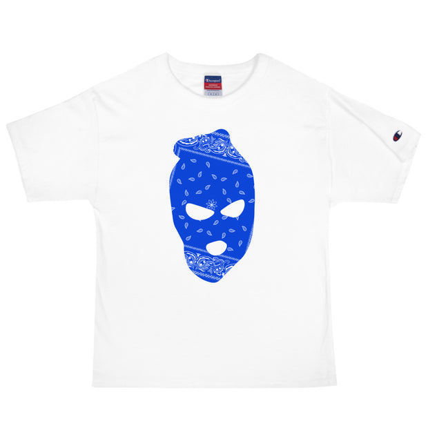 SKI MASK WAY (BLUE) | T-Shirt