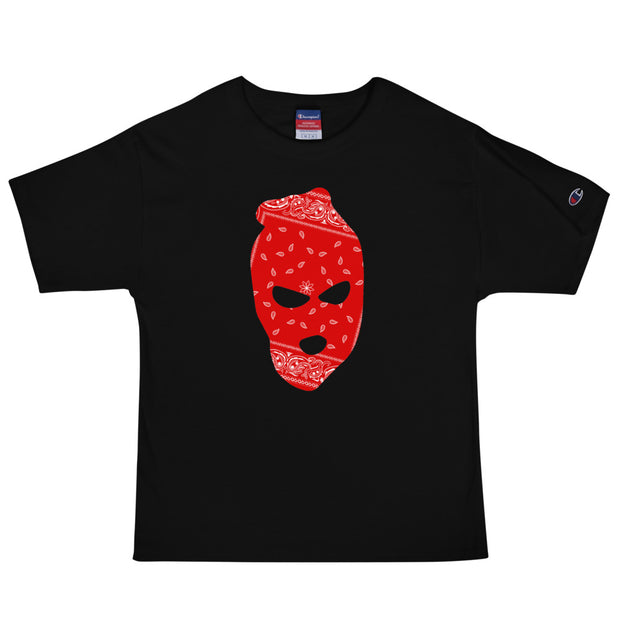 SKI MASK WAY (RED) | T-Shirt